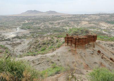 Olduvai Gorge safari